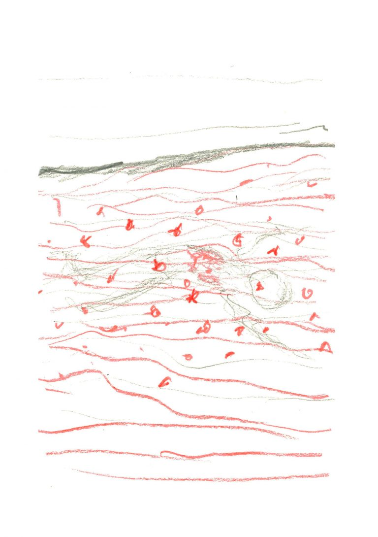 Covid records by visual artist Guillermo del Valle